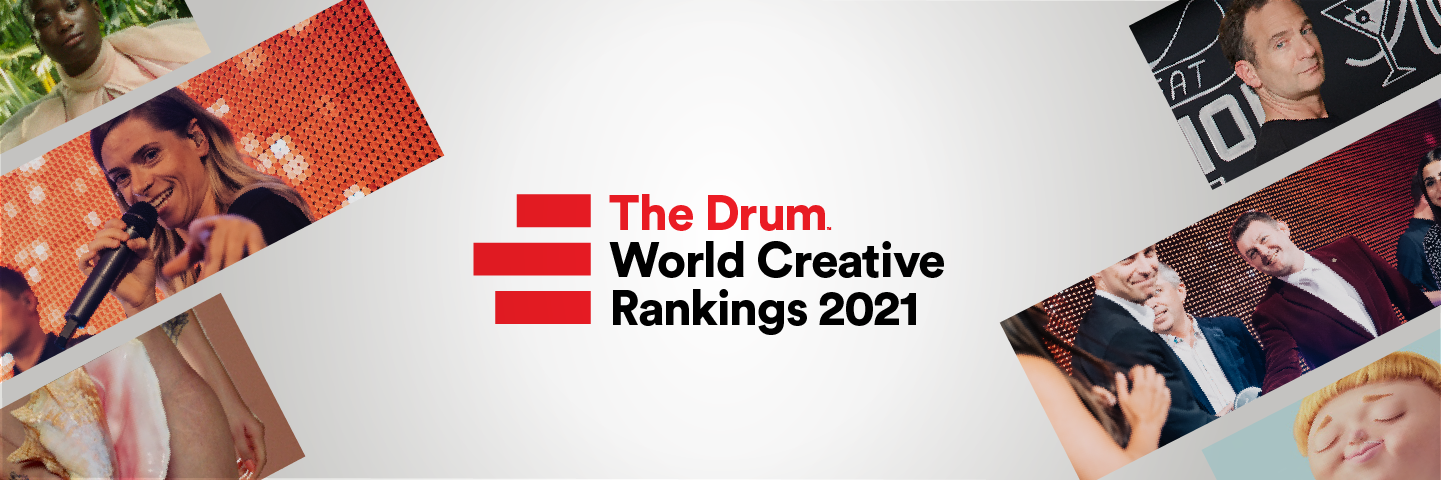 The Drum's World Creative Rankings